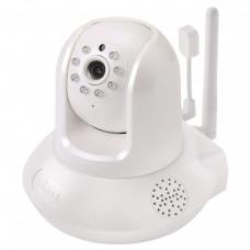 HD Pan-Tilt IP-Camera Binnen 1280x720 Wit