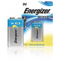 Alkaline Batterij 9 V Advanced 1-Blister