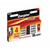 Alkaline Batterij AAA 1.5 V Max-Blister