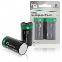Oplaadbare NiMH Batterij D 1.2 V 4000 mAh 2-Blister